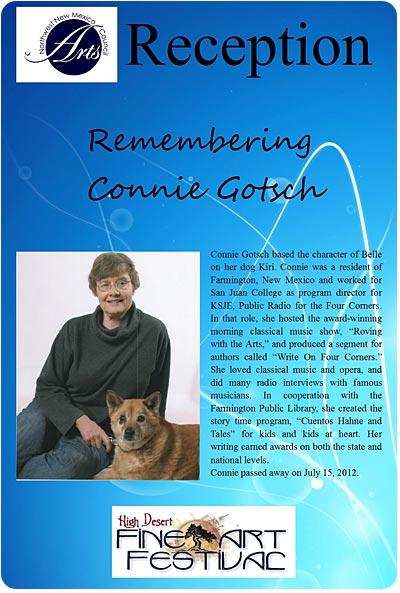 Remembering Connie Gotsch
